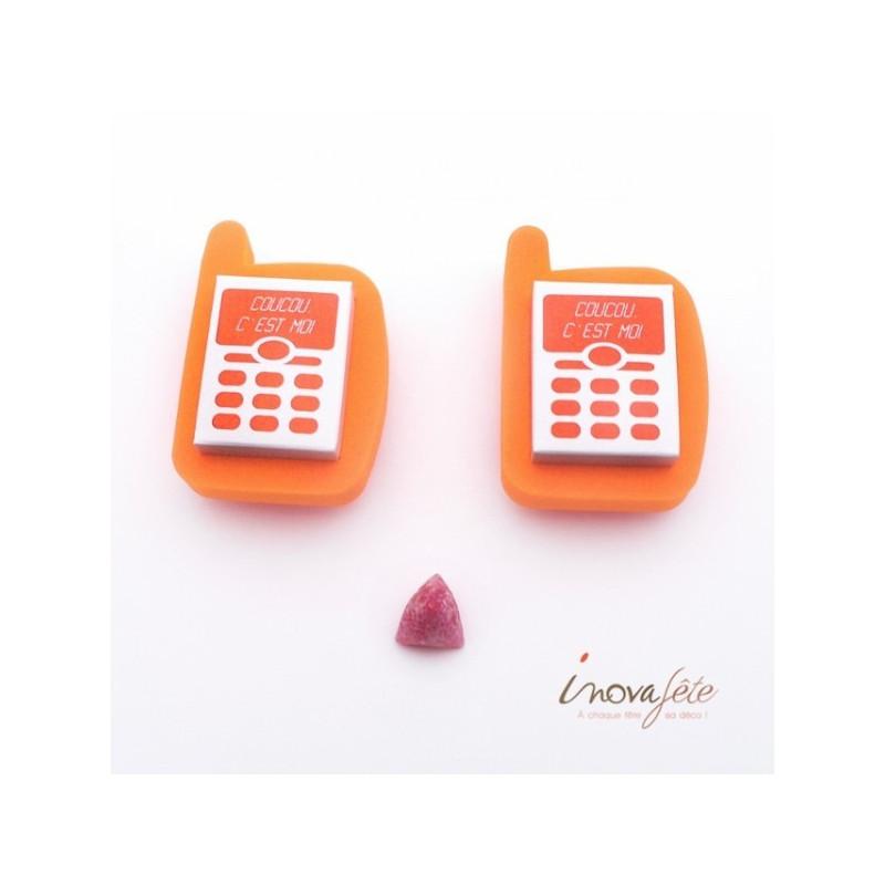Téléphone portable /2 - Label Fête