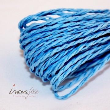 Cordelette bleue ciel /3