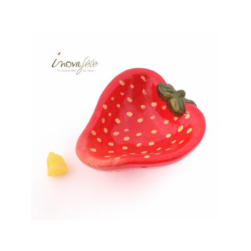 Coupe fraise en céramique