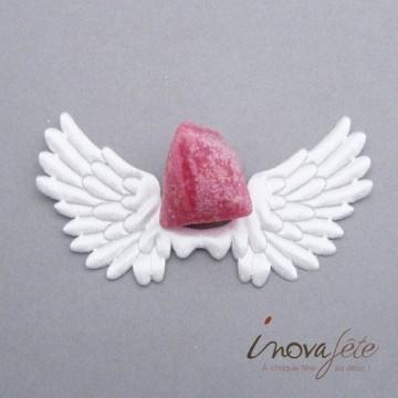 Coeur rose /12