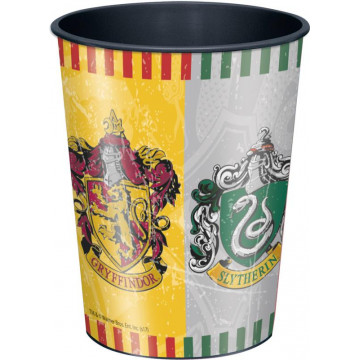 gobelet  harry potter Label Fête Hillion U59107 59107