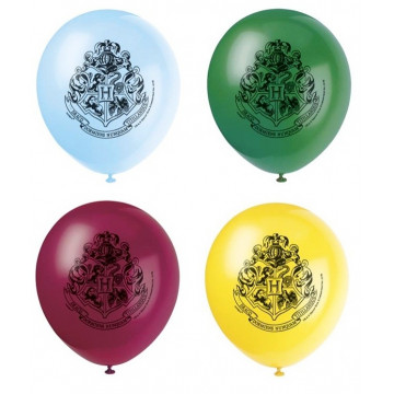 ballons sorcier harry potter Label Fête Hillion U59075 59075