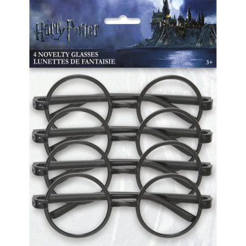lunettes sorcier harry potter Label Fête Hillion U59071 59071