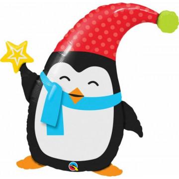 Grand Ballon Pingouin Qualatex 44232