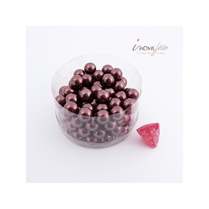Perle boule chocolat Label Fête Hillion