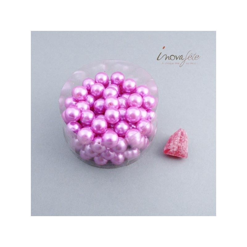 Perle boule rose fuchsia Label Fête Hillion