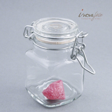 Petit bocal verrine cube - Label Fête