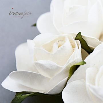 Fleur blanche /36 - Label Fête