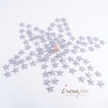 Étoile de mer grise à coller /92 - Label Fête
