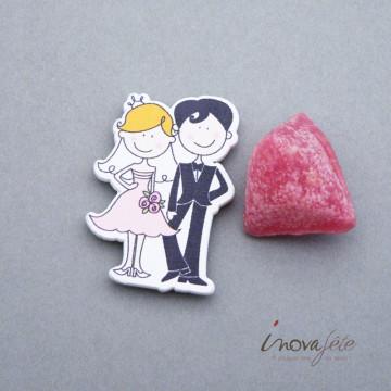 Couple de mariés /22 - Label Fête