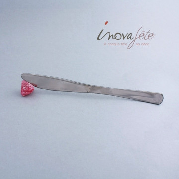Confettis de table coeur blanc /80gr