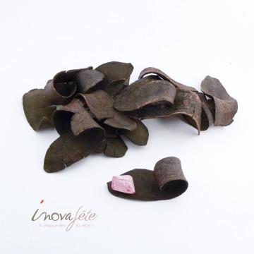Écorce de magahony chocolat /30 - Label Fête