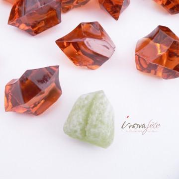 Pierre cristal cuivre /35 - Label Fête