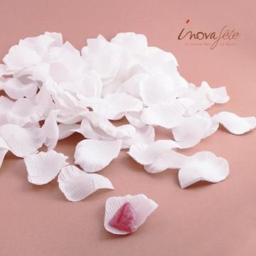 Pétale blanc /200 - Label Fête