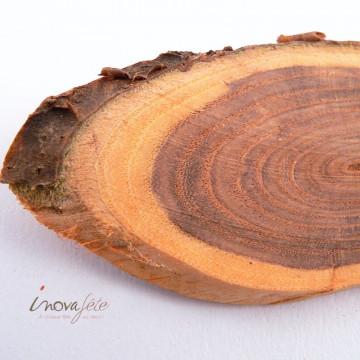Rondelles de bois - Label Fête