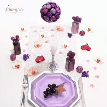 Grappe de raisin artificielle - Label Fête
