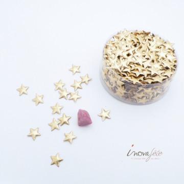 Confettis étoiles or /790 - Label Fête