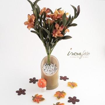 Bouquet Fleurs sur tige /10