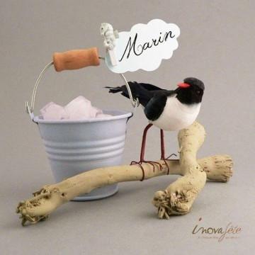 Plumes ivoires /92