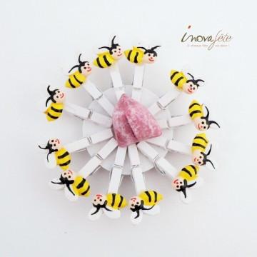 Mini pince abeille /12