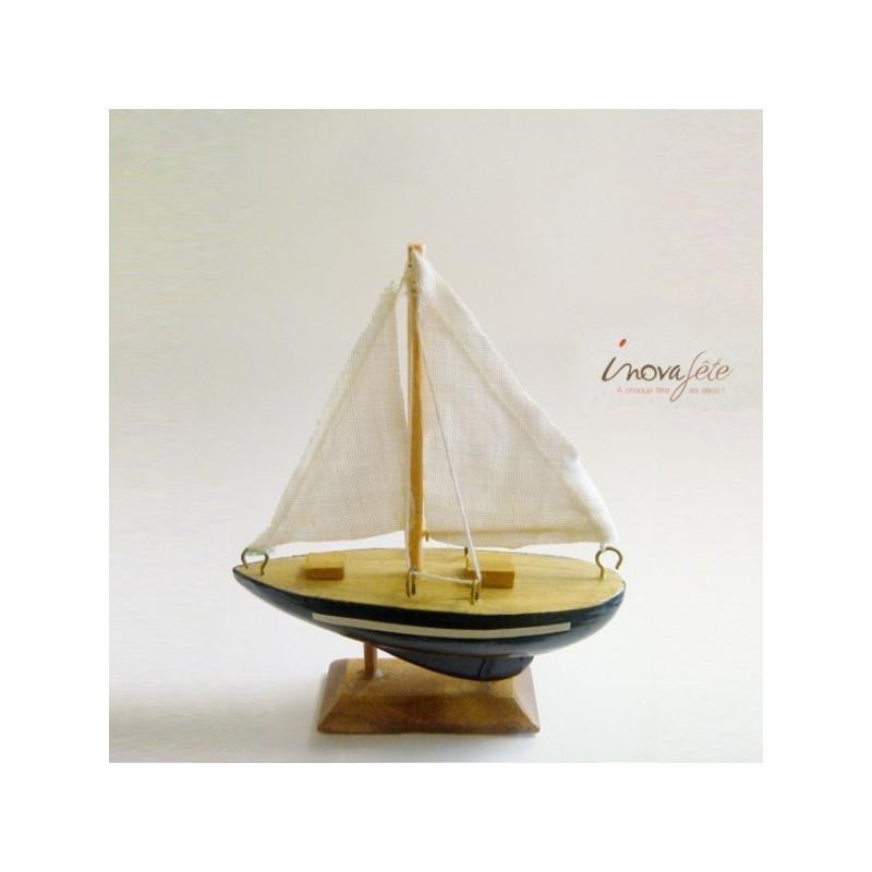 Décor de table petit bateau