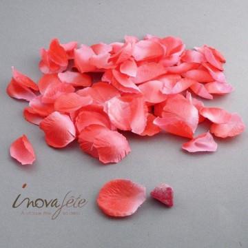 Pétales rose /90 pour réussir votre décoration de fête